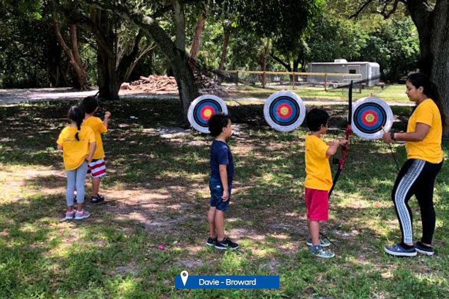 Davie Summer Camp Florida Camp Guaikinima