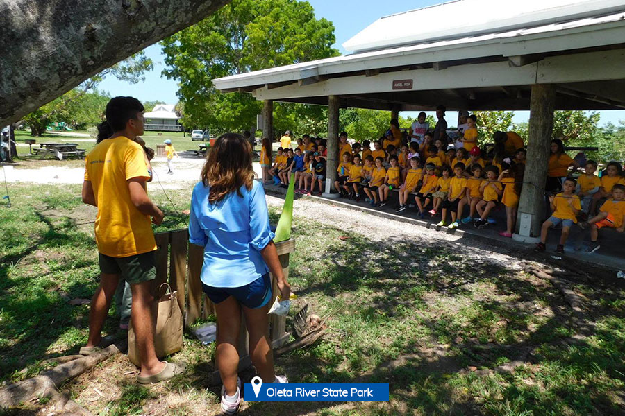 Oleta Summer Camp Florida Camp Guaikinima