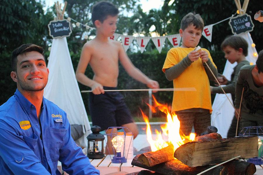 Guaikifiestas Summer Camp Florida Guaikinima