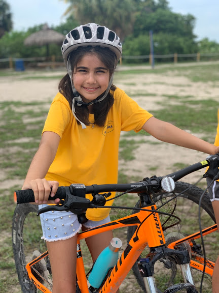 Mountain Bike Summer Camp Florida