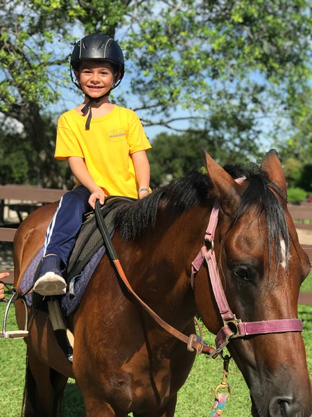 Horseback riding Summer Camp Florida Guaikinima