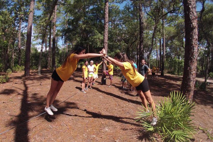 Taller Liderazgo Jovenes Summer Camp Guaikinima