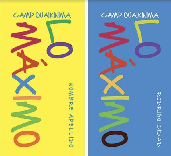 Microfiber Towel Summer Camp Florida Camp Guaikinima