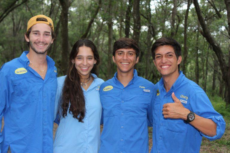 5 Camp counselor skills